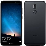 HUAWEI Mate 10 Lite Graphite Black - Mobiltelefon