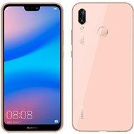 HUAWEI P20 Lite Sakura Pink - Mobiltelefon