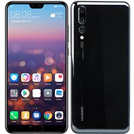 HUAWEI P20 Pro Black - Mobiltelefon