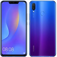 Huawei Nova 3i lila - Mobiltelefon