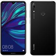 HUAWEI Y7 (2019) fekete - Mobiltelefon