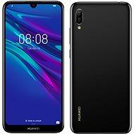HUAWEI Y6 (2019), fekete - Mobiltelefon