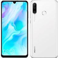 Huawei P30 Lite NEW EDITION 64 GB fehér színátmenet - Mobiltelefon