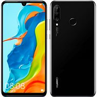 Huawei P30 Lite 64GB - fekete - Mobiltelefon