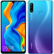 Huawei P30 Lite 64GB - kék színátmenetes - Mobiltelefon