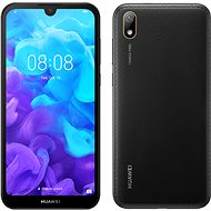 HUAWEI Y5 (2019) fekete - Mobiltelefon