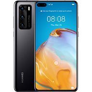 Huawei P40 fekete - Mobiltelefon