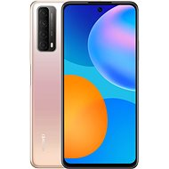 Huawei P Smart 2021 arany színátmenet - Mobiltelefon