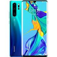 Huawei P30 Pro 8GB/128GB gradiens kék - Mobiltelefon
