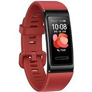 Huawei Band 4 Pro Cinnabar Red - Okoskarkötő