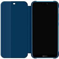 Huawei Original Folio Blue P20 Lite-hoz - Mobiltelefon tok