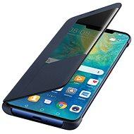 Huawei Original S-View Mate 20 Pro-hoz mélykék (EU Blister)