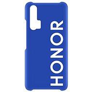 Honor 20 Pro Protective Case, kék - Mobiltelefon hátlap