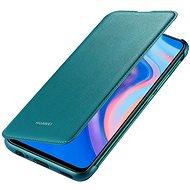 Huawei Original Folio tok P Smart Z (EU Blister) készülékhez, zöld - Mobiltelefon tok