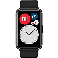 Huawei Watch Fit grafit fekete - Okosóra