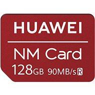 Huawei Original Nano memóriakártya 128GB piros - Memóriakártya