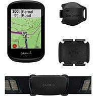 Garmin Edge 830 HRM Bundle - Kerékpáros navigáció