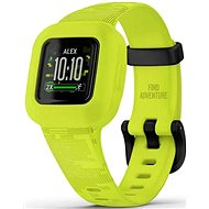Garmin vívofit junior3 Green - Okoskarkötő
