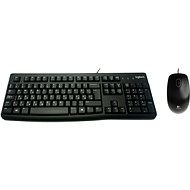 Logitech Desktop MK120 HU - Billentyűzet+egér szett