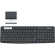 Logitech Wireless Keyboard K375s HU - Billentyűzet