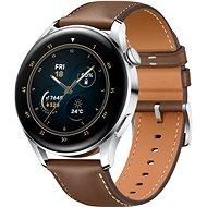 Huawei Watch 3 Brown - Okosóra