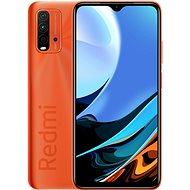 Xiaomi Redmi 9T 64 GB narancssárga - Mobiltelefon