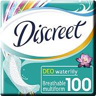 DISCREET Multiform Waterlily 100 db - Tisztasági betét