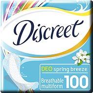 DISCREET Multiform Spring Breeze 100 db - Tisztasági betét