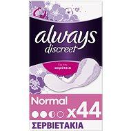 ALWAYS Discreet Liner Normal 44 db