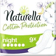 NATURELLA Cotton Protection Ultra Night, 9 db - Tisztasági betét