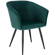 Konferenciaszék HAWAJ CL-19011 zöld - Konferenční židle