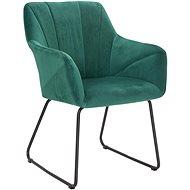 Konferenciaszék HAWAJ CL-19004 zöld - Konferenční židle