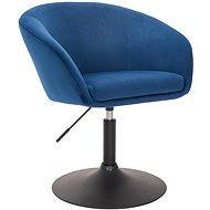Konferenciaszék HAWAJ CL-24 kék - Konferenční židle