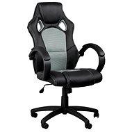 Hawaii MX Racer irodai szék szürke / fekete - Gamer szék
