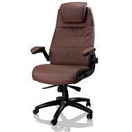 HAWAJ Deluxe barna irodai szék - Irodai szék