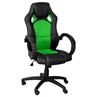 HAWAJ MX Racer zöld / fekete - Gamer szék
