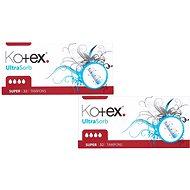 KOTEX Ultra Sorb Super, 2 x 32 db - Drogéria szett