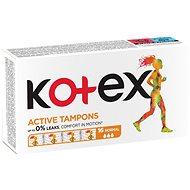 KOTEX Active Normal, 16 db - Tamponok