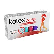 KOTEX Active Super, 16 db - Tamponok