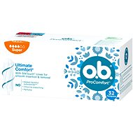 O.B. ProComfort Super, 32 db