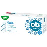 O.B. ProComfort Super Plus, 32 db - Tamponok