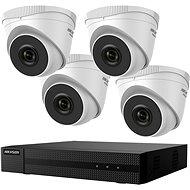 HikVision HiWatch HWK-N4142TH-MH, KIT, 2MP, felvevőkészülék + 4 kamera, 4ch, 1TB HDD - Kamerarendszer