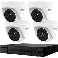 HikVision HiWatch HWK-T4144TH-MH, KIT, 4MP, felvevőkészülék + 4 kamera, 4ch, 1TB HDD - Kamerarendszer