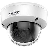 HikVision HiWatch HWT-D340-VF (2,8 - 12 mm), analóg, 4 MP, 4 az 1-ben, kültéri Dome, fém - Analóg kamera