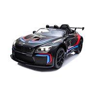 Jamara Ride-on BMW M6 GT3 fekete - Elektromos autó gyerekeknek
