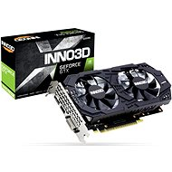 Inno3D GeForce GTX 1660 SUPER Twin X2 - Videokártya