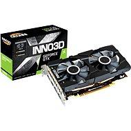 Inno3D GeForce GTX 1660 6G TWIN X2 - Videokártya
