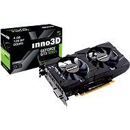 Inno3D GeForce GTX 1050 Ti X2 - Videokártya