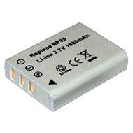 AVACOM Fujifilm NP-95 Li-ion 3.7V 1700mAh 6.3Wh 2010-es változat - Fényképezőgép akkumulátor