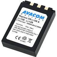 AVACOM az Olympus LI-10B, LI-12B Li-ion 3.7V 1090 mAh számára - Fényképezőgép akkumulátor